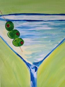Martini Mondays!